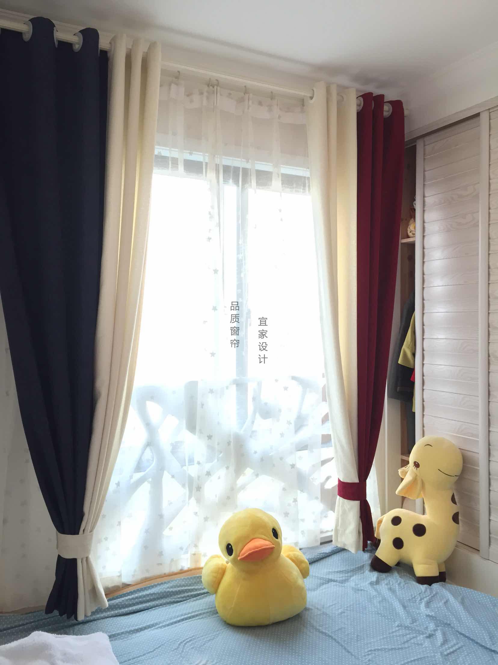 蛇口卧室窗帘